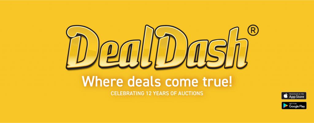 DealDash: Where deals come true!